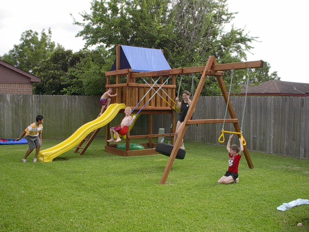 Playset Services will move, relocate, repair, assemble, disassemble or install any type of wood fort/ swingset you have no matter where you bought it.