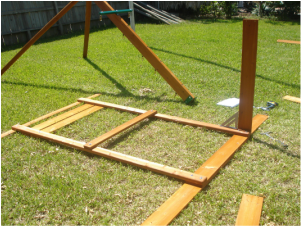 Build playground panels over several days for a more enjoyable experience