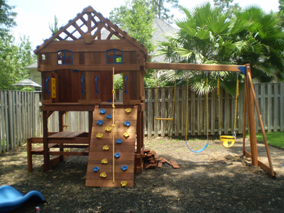 Businesses with no Business Installing Wooden Playsets