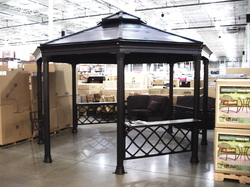 We also install and assemble gazebos, pergolas, indoor equipment and more.