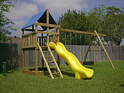 Complete swingset parts and accessories. New and Used.